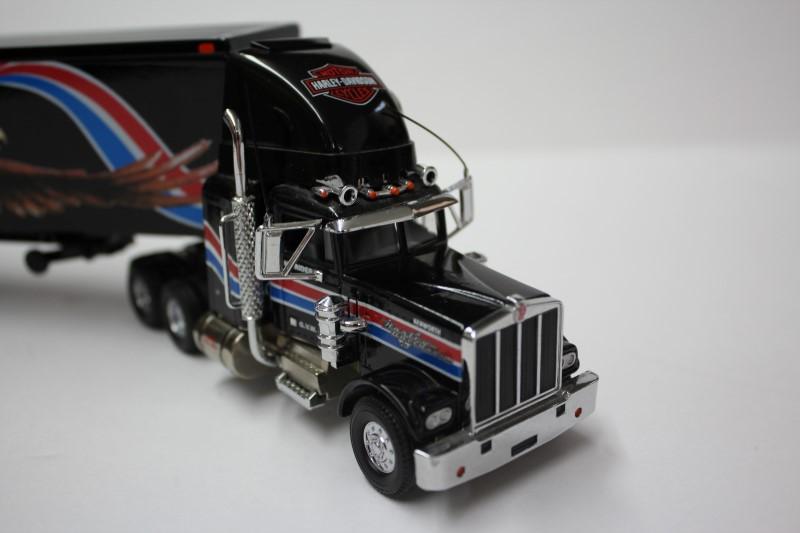 MATCHBOX Toy HARLEY DAVIDSON 18-wheeler