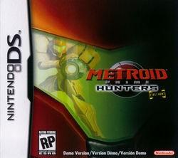 NINTENDO Nintendo DS Game METROID PRIME HUNTERS FIRST HUNT