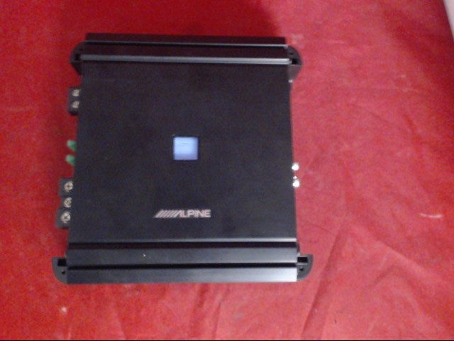 ALPINE ELECTRONICS Car Amplifier MRV-M500