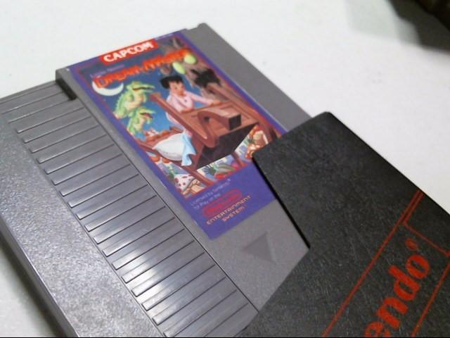 NINTENDO NES GAME: DREAM MASTER