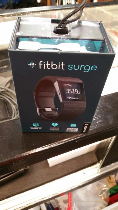 FITBIT Gent's Wristwatch SURGE FB501