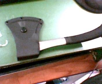 KERSHAW Display Knife CAMPING AXE