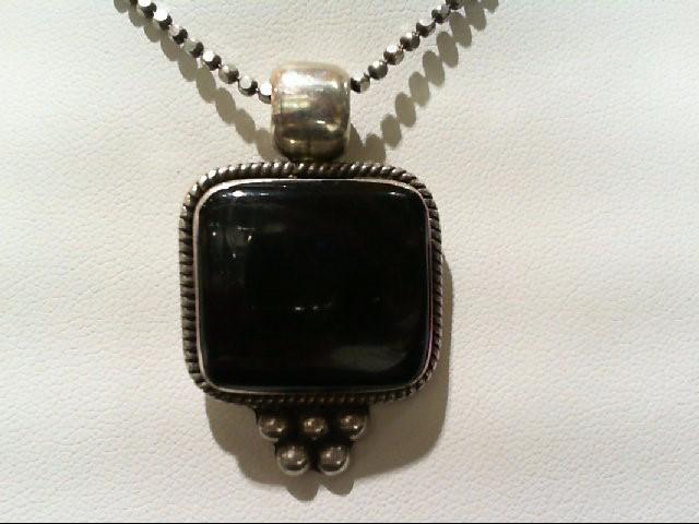Silver Pendant 925 Silver 18g