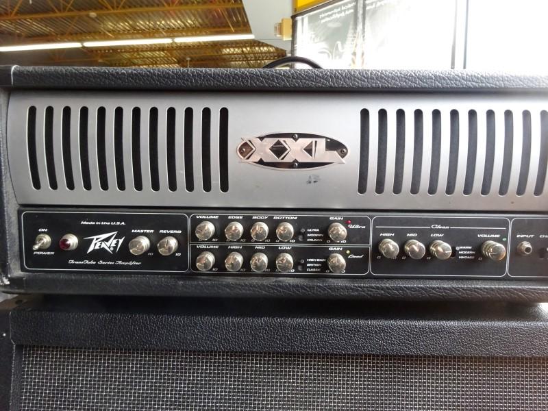 PEAVEY Electric Guitar Amp XXL HEAD