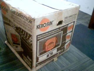 KEROSUN Camping RADIANT 40