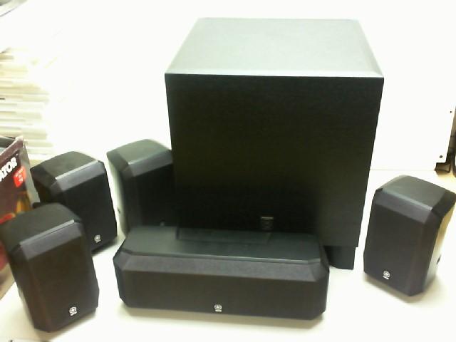 YAMAHA Surround Sound Speakers & System YST-SW010