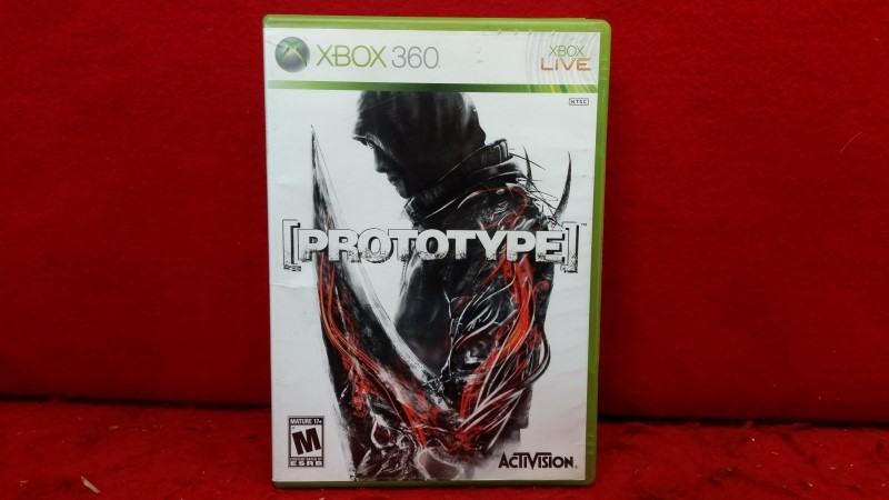 Prototype (Microsoft Xbox 360, 2009)