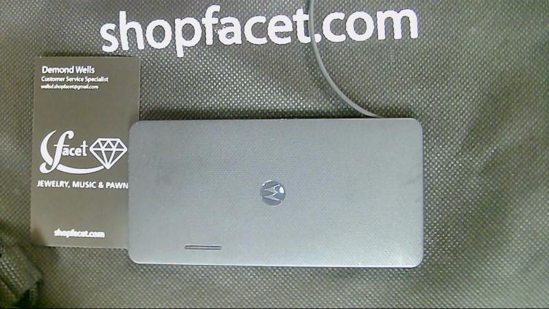 Motorola P4000 Charging Station