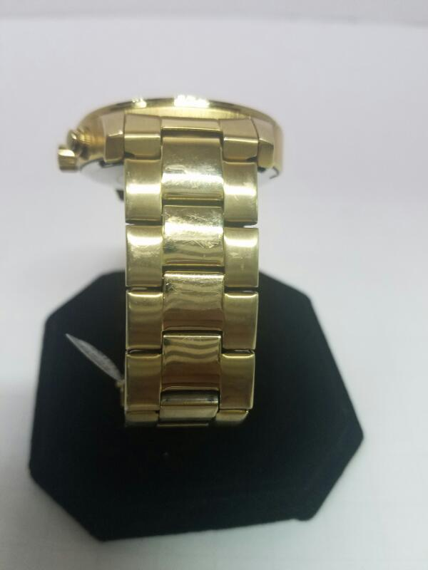 GUESS  GOLD/SILVER WATCH PLATED   92.09999999999999KYG WMS #4.5 WATCH