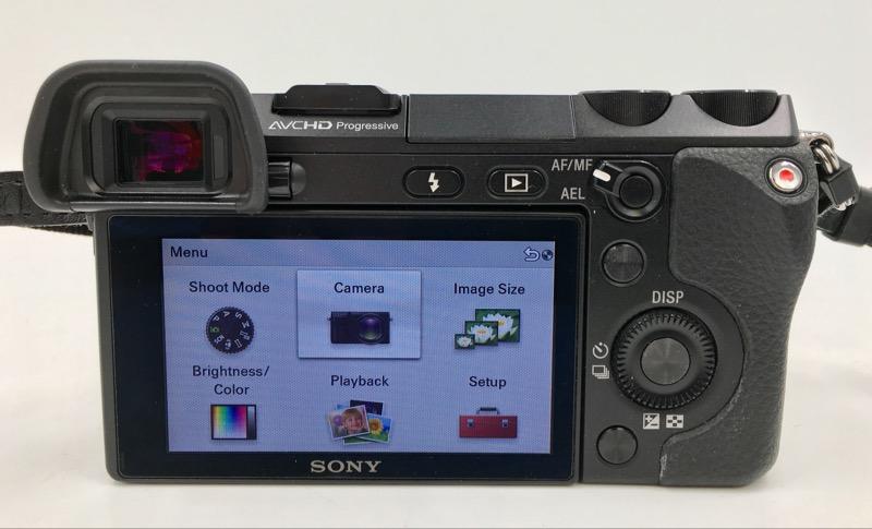 Sony NEX-7 24.3 MP Mirrorless Digital Camera 18-55mm Lens