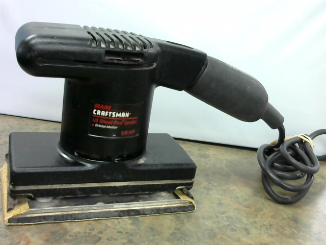 CRAFTSMAN Vibration Sander 315116112