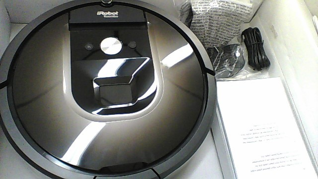 IROBOT Vacuum Cleaner ROOMBA 980