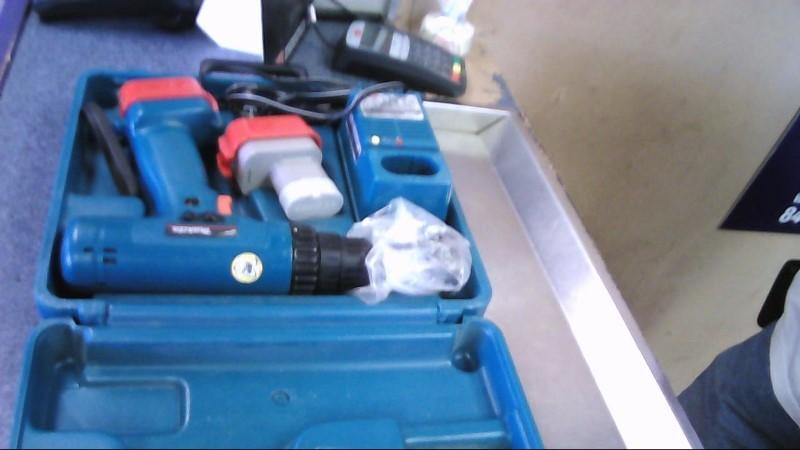 MAKITA Cordless Drill 6201D CORDLESS