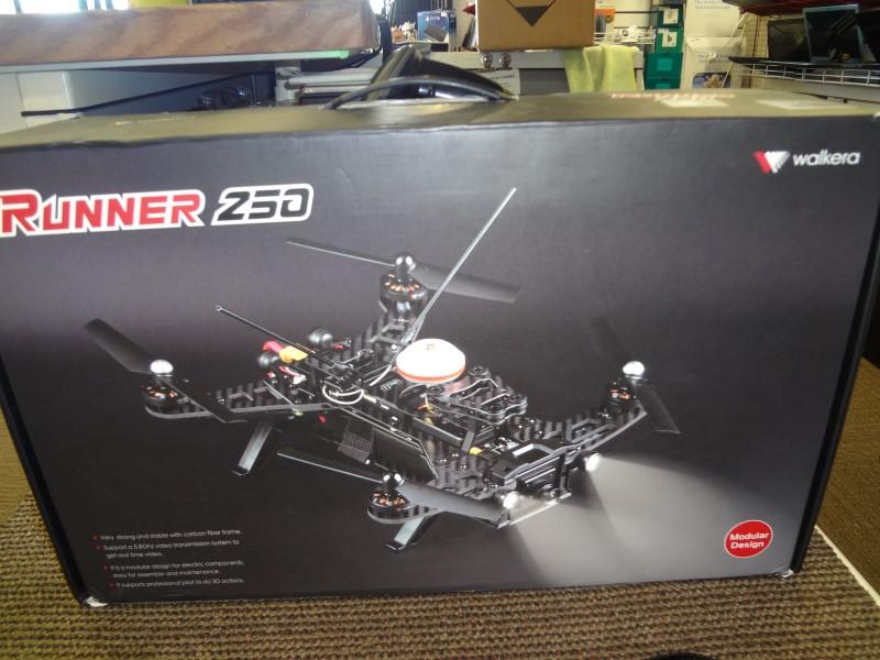 WALKERA Radio Control/Control Line RUNNER 250