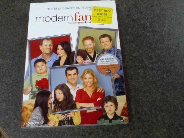 DVD BOX SET DVD MODERN FAMILY FIRST SEASON