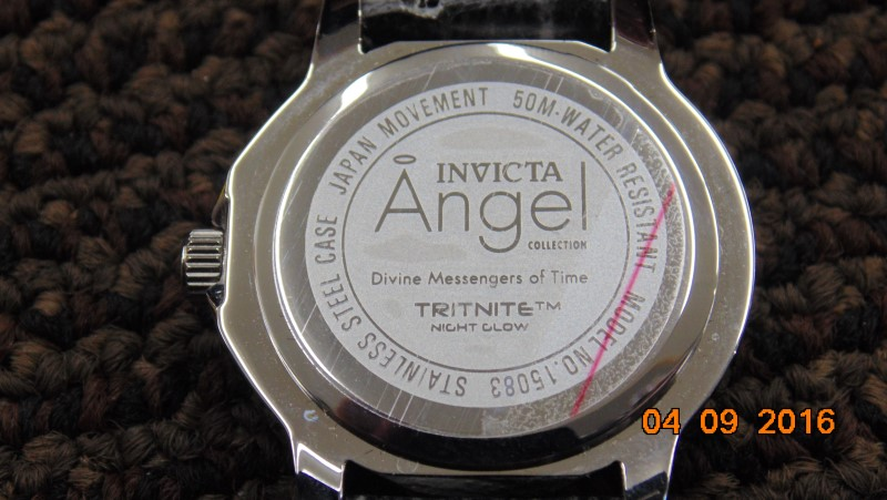INVICTA ANGEL COLLECTION LADIES 5 PIECE SET 15083