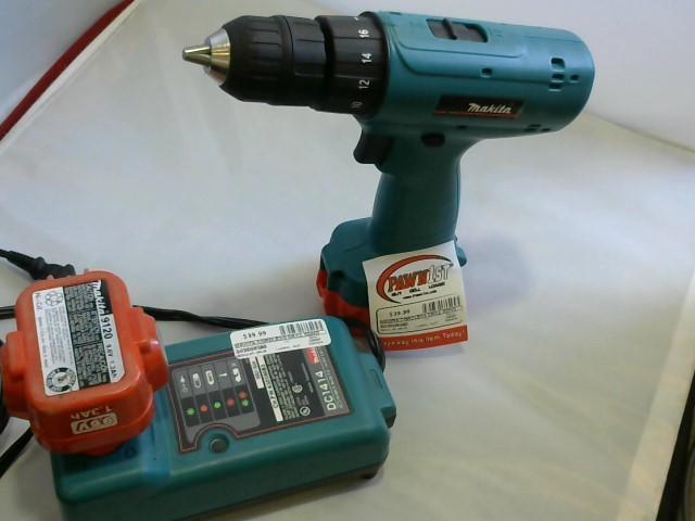 MAKITA Cordless Drill 6226D