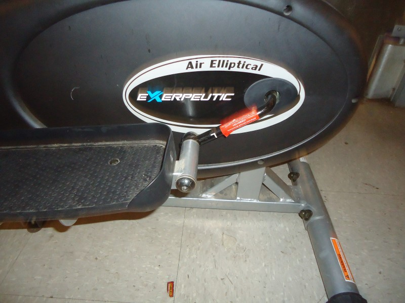 EXERPEUTIC Exercise Equipment THERAPEUTIC FITNESS
