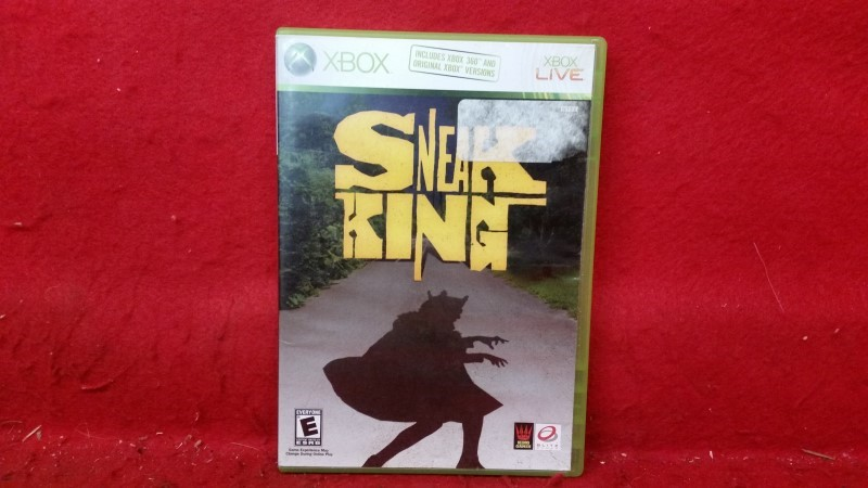 Sneak King (Microsoft Xbox 360, 2006)