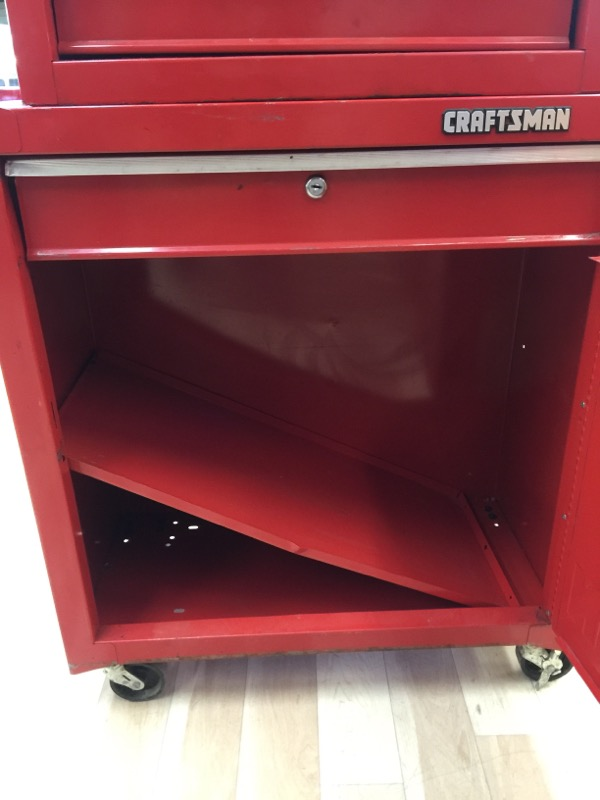 CRAFTSMAN Tool Rollaway Box UPRIGHT TOOL CHEST