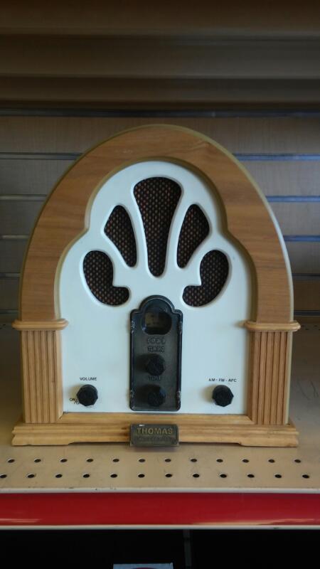 THOMAS Mini-Stereo COLLECTORS EDITION 1932-FH