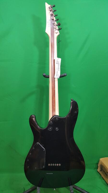 Ibanez SIR70FD Iron Label Iron Pewter Electric Guitar