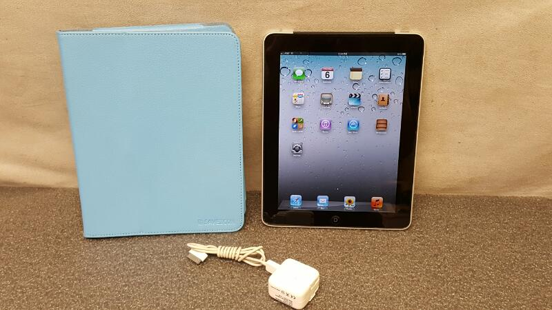 Apple iPad 1st Gen, 32gb, Wifi/AT&T (MC496LL/A)