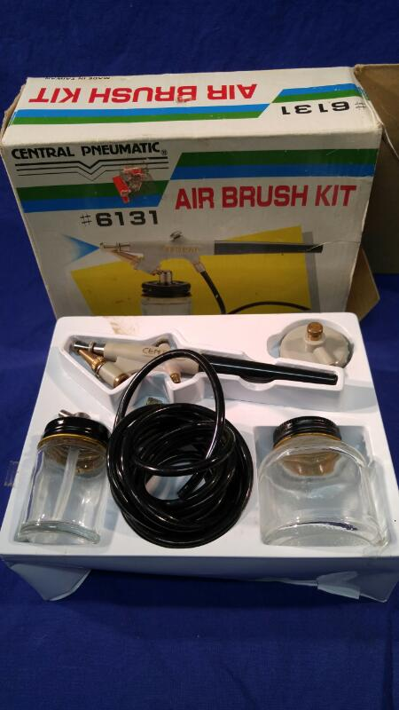 CENTRAL PNEUMATIC Air Brush 6131