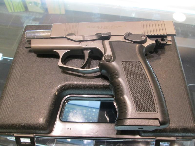 EKOL SAVA Air Gun/Pellet Gun/BB Gun BLANK PISTOL