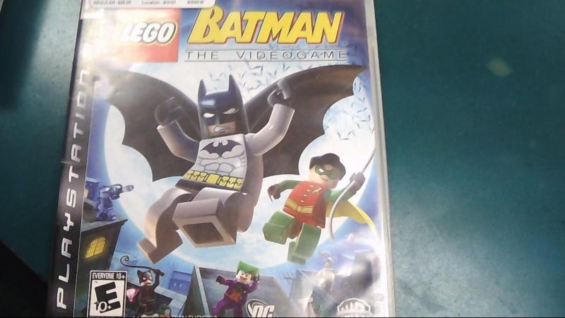 SONY Sony PlayStation 3 Game LEGO BATMAN
