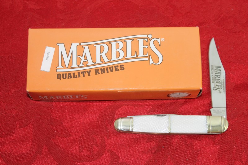 Marbles Cutlery 3 Blade Hunting Knife