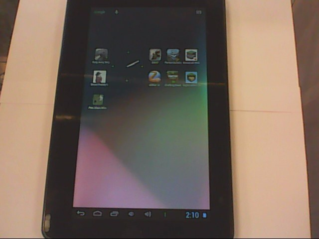 SUPER SONIC Tablet SC-91JB