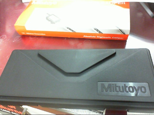 "MITUTOYO 6"" Absolute Digital Digimatic Vernier Caliper 500-196"