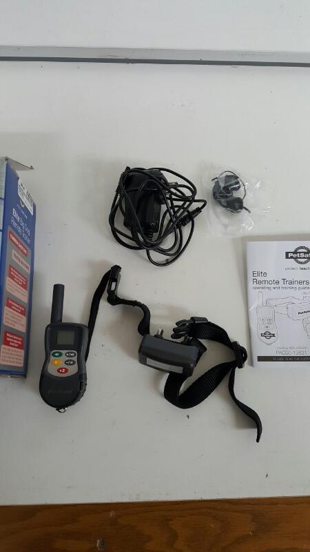 PetSafe Elite Big Dog Remote Trainer PDT00-13625 1000 Yard Training Collar