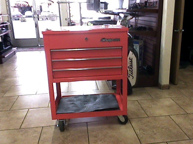 SNAP ON Tool Rollaway Box KRSC33APJK