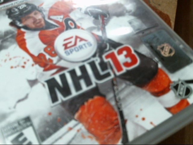 SONY Sony PlayStation 3 Game NHL13
