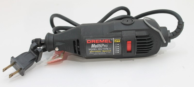 Dremel MultiPro Rotary Tool Model 395 Variable Speed w/Attachments>