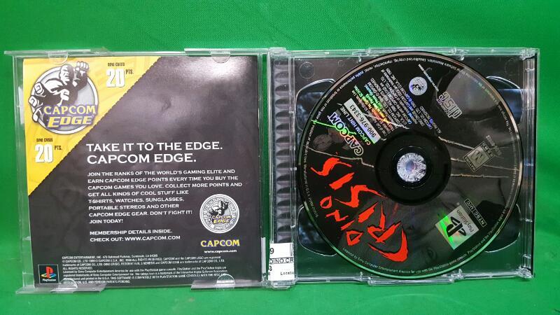 SONY Sony PlayStation Game DINO CRISIS