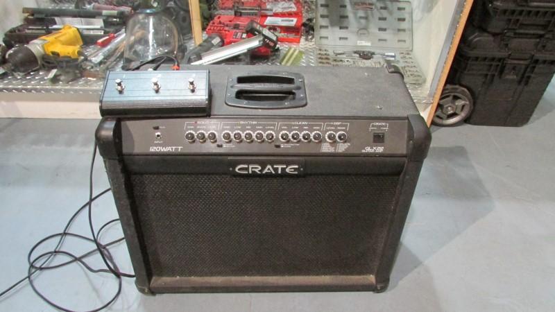 CRATE AUDIO Electric Guitar Amp GLX212
