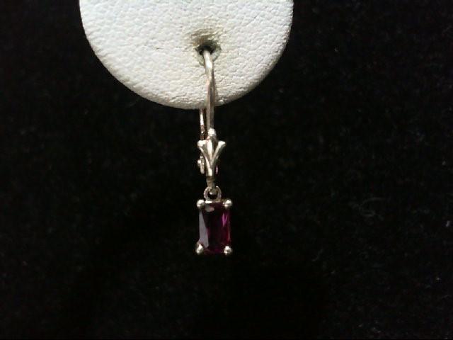 Silver Earrings 925 Silver 1g