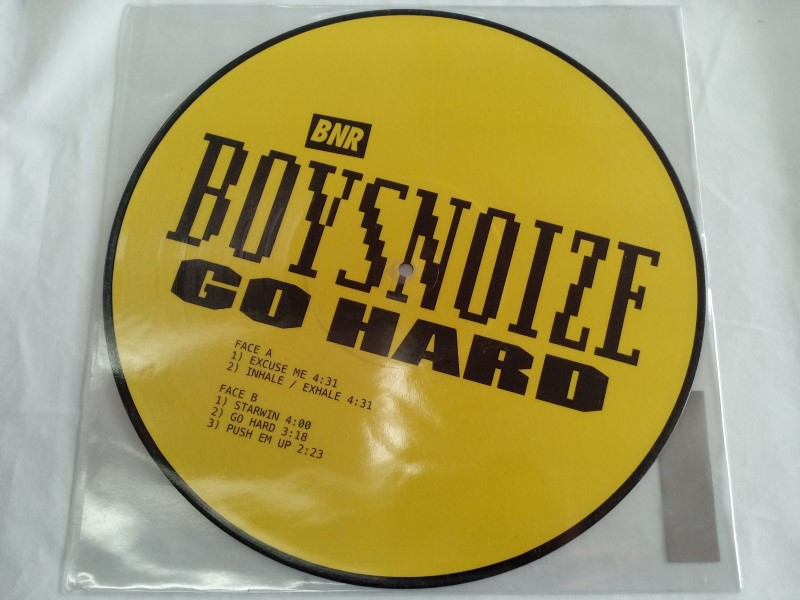 BOYS NOIZE RECORDS BOYS NOIZE GO HARD VINYL