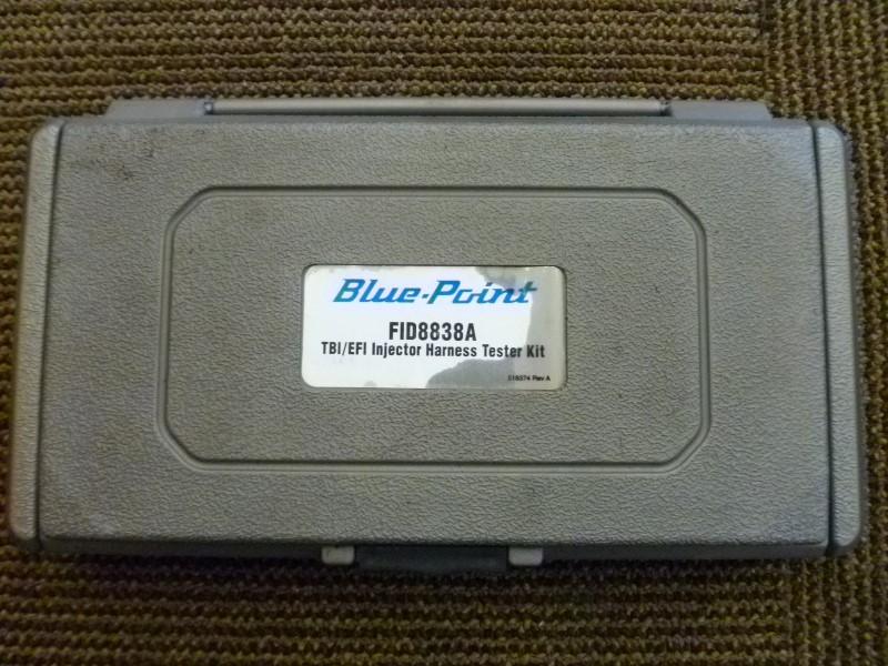 BLUE POINT INJC/HRNS TESTER KIT