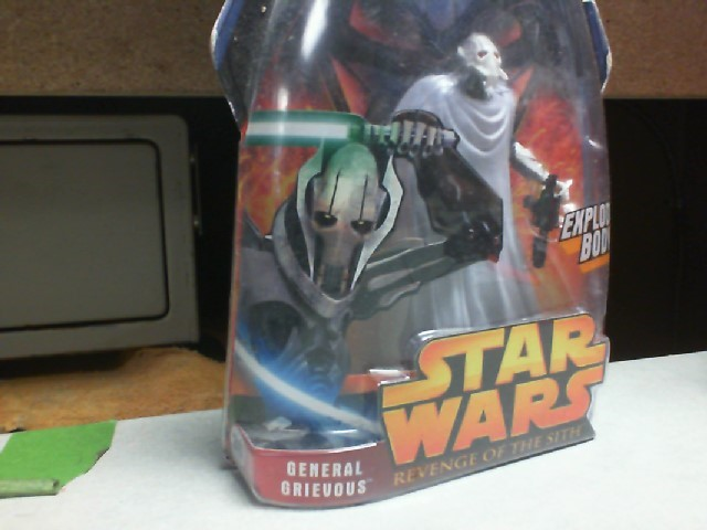 STAR WARS REVENGE OF THE SITH GENERAL GRIEVOUS
