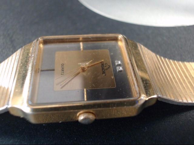 JORDACHE Lady's Wristwatch JAPAN 721 STAINLESS STEEL