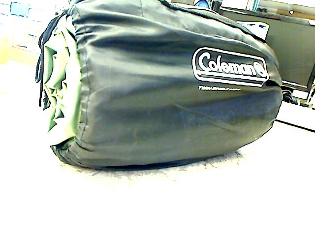 COLEMAN TWIN CAMPING AIRBED