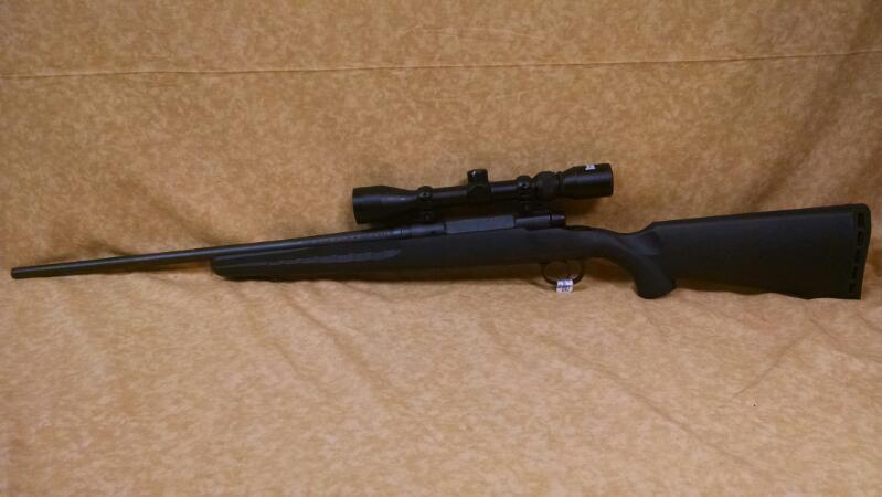 SAVAGE ARMS Rifle AXIS