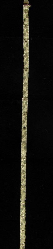 Gold Bracelet 14K Yellow Gold 4.45dwt