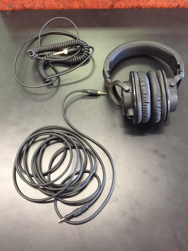 AUDIO-TECHNICA Headphones ATH-M40X