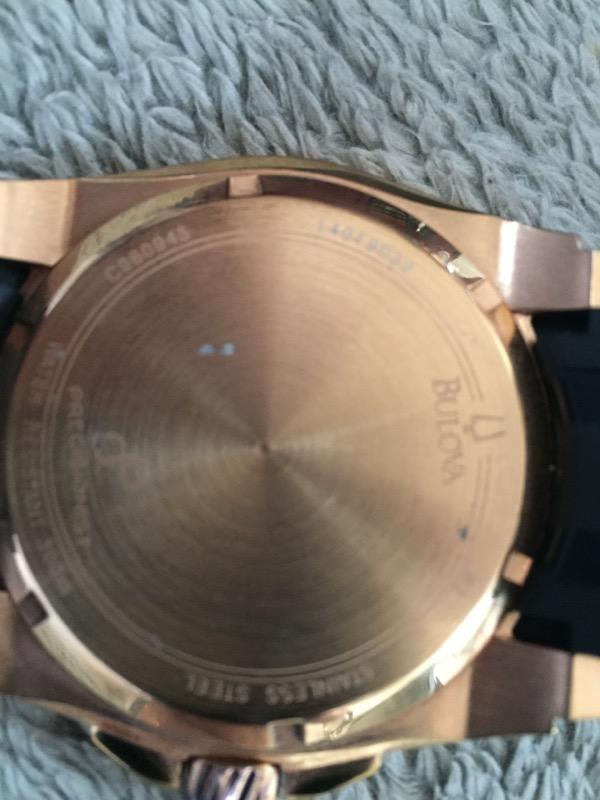 BULOVA Gent's Wristwatch PRECISIONIST C960945