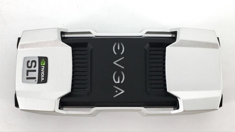 EVGA Pro SLI Bridge V2, 2-Way Short (100-2W-0024-LR) INCLUDES 3